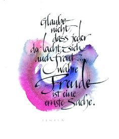 schrift-art.ch Mehr Calligraphy Doodles, Calligraphy Drawing, Watercolor Lettering, Calligraphy Letters, Hand Lettering, Cool Typography, Diy Letters, Art Logo, Word Art