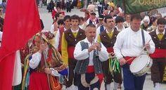 XI Fiestas de la Gaita Cántabra #Cantabria #Spain
