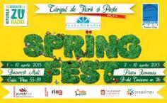 SPRING FEST - Targul Cadourilor de Florii si Paste 2015 in Bucuresti Mall si Plaza Romania!