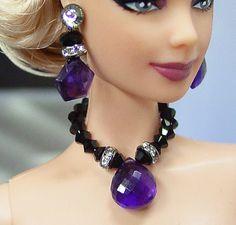 #beautiful #barbie #jewelry  qw  ninimomo.com