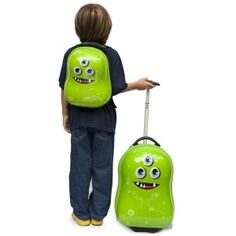 Travel Buddies Luggage Set: $76.41     This set from Travel Buddies is really fun for the kids. The suitcase has great wheels and is easy for the kiddos to pull.