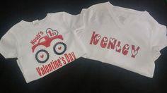 Kids shirts Toddler Tshirt. Trendy Kids by craftdesignbycharity