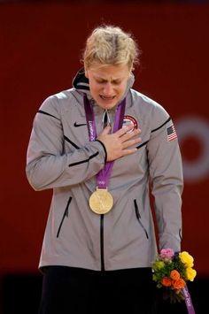 Kayla Harrison Judo Gold