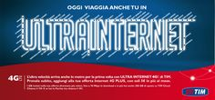 Campagna affissioni per Ultra internet - Yes I AM per Telecom Italia Internet, Italia