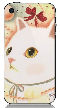 Kitty featured Phone case Any Phone Model in Customize Named Warm