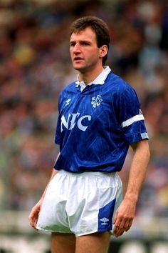 Dave Watson - Everton