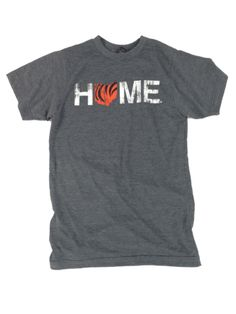 Ohio Stripes Home T-