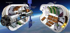 deep-space-habitat-module
