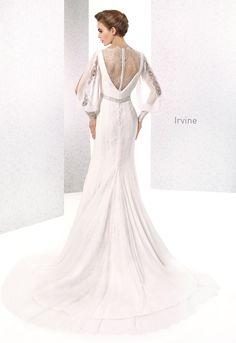 IRVINE wedding dress Cabotine