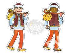 Vyrabame z papierovych roliek od toaletaku / anad Master Class, Puppets, Kids Playing, Helmet, It Cast, Paper Crafts, Princess Zelda, Children, Fictional Characters
