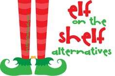 FUN Elf on the Shelf alternatives from TruthintheTinsel.com