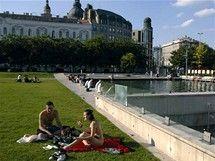 Budapešť: město kaváren, habsburské pompéznosti i úžasných termálů Budapest, Dolores Park, Travel, Viajes, Destinations, Traveling, Trips