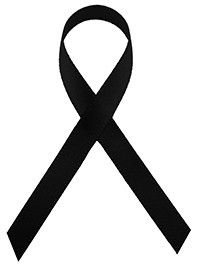 Black Ribbon; Melanoma Awareness