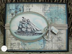 For You Open Sea by jennae - Cards and Paper Crafts at Splitcoaststampers