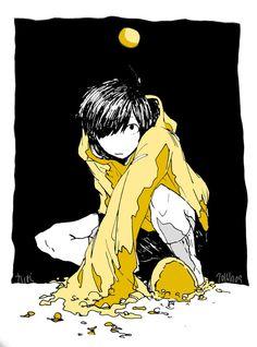 Osomatsu-san- Jyushimatsu #Anime「♡」