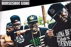 """Horseshoe Gang """"Crooked Robot"""" #B2HH #HipHop #Rap #Urban"""