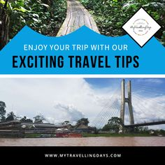 Enjoy your trip with our Exciting travel tips  Our amazing tips will help you plan your journey easier. Enjoy Amazonia in the best way with the help of native travel guides.   #TravelTipsAmazonia #TravelExperienceAmazonia Travel Guides, Travel Tips, The Help, Journey, Adventure, How To Plan, Amazing, Day, Life
