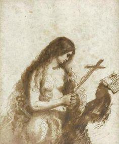 Magdalena  Guercino (Giovanni Francesco Barbieri)