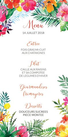 Announcements - Decoration For Home Perfect Marriage, Tropical Vibes, Announcement, Exotic, Baby Shower, Invitations, Floral, Wedding, Inspiration