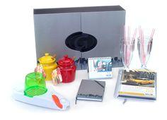 Ideia de Papel - Produtos - Marketing - Presentes corporativos - Box Hamburger NYC Graal