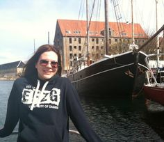 EFZG hoodie u Copenhagenu