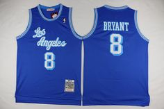 #8 Kobe Bryant Jersey.Los Angeles lakers BLUE: Products: All the jerseys have the logo,and have the best quality. Washing… #OnlineMarket