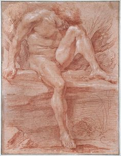 Newly attributed Bernini drawing up for auction in France | The Art Newspaper Pierre Puget, Place Saint Pierre, Baroque, Gian Lorenzo Bernini, Italian Sculptors, Under The Hammer, University Of Pittsburgh, Male Body, 17th Century