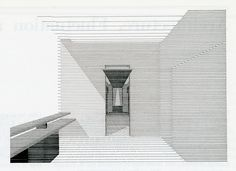 rndrd: Takefumi Aida. Japan Architect Feb 1989,...