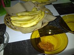 Pisang Louwe + Dabu-dabu Cakalang #lalong #keles