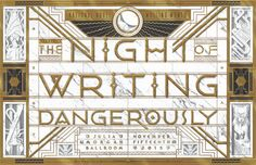 The Night of Writing Dangerously 2015 by Andy Gregg