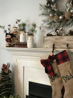Elegant Prachtvoll Weihnachtskamin Dekorieren Deko Gestaltung | Weihnachten |  Pinterest | Wohnzimmer Einrichten, Wohnzimmer Ideen Und Rücken
