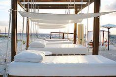 Mamitas Beach Club - Playa Del Carmen, Mexico