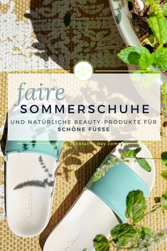 Faire Flipf-Fops, Nagellack & coole Mules aus recycelbarem PVC: Alles für schöne Sommerfüsse