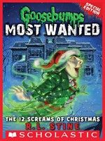 """Read """"The 12 Screams of Christmas (Goosebumps Most Wanted Special Edition by R. Stine available from Rakuten Kobo. The infamous, Most Wanted Goosebumps characters are out on the loose and after you. For the first time ever, it's a Goos. Annoying Friends, Horror Tale, Drama Teacher, School Play, Little Golden Books, Thing 1 Thing 2, Scream, Book Worms, Comics"""