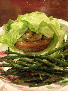 17 Day Diet Gal: Turkey Burgers (C1)