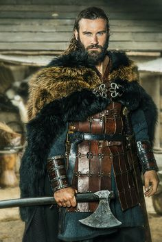 vikings-shieldmaiden:Rollo |  Vikings Season 3 ©Vikings Season 3 premieres Thursday, Feb 19th 2015 on the History Channel.