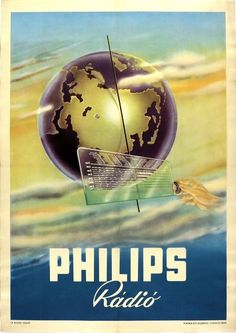Philips Radio. (Hungría).