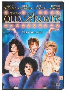 Carrie Fisher's screenplay for THESE OLD BROADS casts Shirley MacLaine, Joan Collins, and Debbie Reynolds in this made-for-television special as three aging starlets attempting to revitalize their car Eddie Fisher, Carrie Fisher, Joan Collins, Brooke Shields, Fast And Furious, Elizabeth Taylor, Tv Series Online, Movies Online, Babe