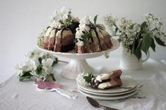 KakkuKatri: Kolmen suklaan juustokakku