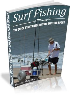 Fishing Tips - Do you want to go surf fishing? Get tips, tricks and techniques on how to surf fish. Surf Fishing Tips, Bass Fishing Tips, Fishing Guide, Best Fishing, Fishing Boats, Fly Fishing, Fishing Tackle, Fishing Lures, Fishing Stuff