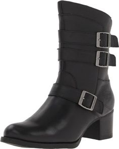 HarleyDavidson Womens Holly BootBlack5 M US *** See this great product.(This is an Amazon affiliate link and I receive a commission for the sales)