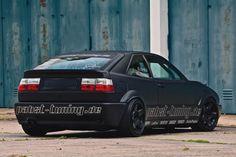 VW CORRADO - nice tails