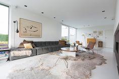 Witte Marmoleum Vloer : De nieuwe forbo marmoleum vloer bij leonie in amersfoort. photo by