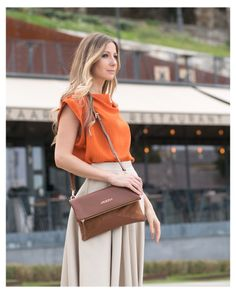 "The ""Blerta"", was inspired by my wonderful sister. An amazing mom, a strong woman and strict sister with a big heart! My role model 🧡  Unique style, handmade, 100% handpicked leather made with love and passion.   www.instagram.com/valbomaleather Leather Design, Strong Women, Role Models, Chloe, Passion, Shoulder Bag, Mom, Inspired, Heart"
