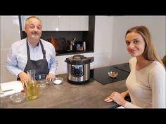 TESLA EliteCook K50 - multifunkční elektrický tlakový hrnec 7v1 - YouTube Multicooker, Rice Cooker, Kitchen Appliances, Youtube, Diy Kitchen Appliances, Home Appliances, Kitchen Gadgets, Youtubers, Youtube Movies