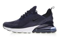 size 40 8add7 4cf74 Nike Air Max 270 Navy BLue White AH8050 410