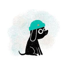 """1,612 Me gusta, 13 comentarios - John Bond (@iamjohnbond) en Instagram: """"If I were a puppy... ••• #nationalpuppyday #selfportrait #portrait #dog #puppy #me #beanie…"""""""