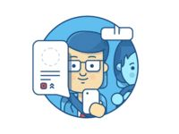 Create Issue - Animation loop
