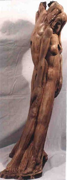 Olive wood Couples or Group Sculptures #sculpture by #sculptor Gaetano Cherubini titled: 'couple dancing the tango' £33334 #art