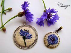 Pasje odnalezione: Medaliony - Cornflower
